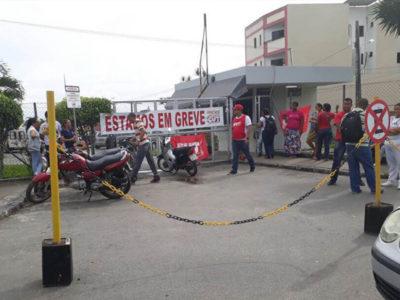 Greve Dos Funcionários Da Santa Casa De Itabuna