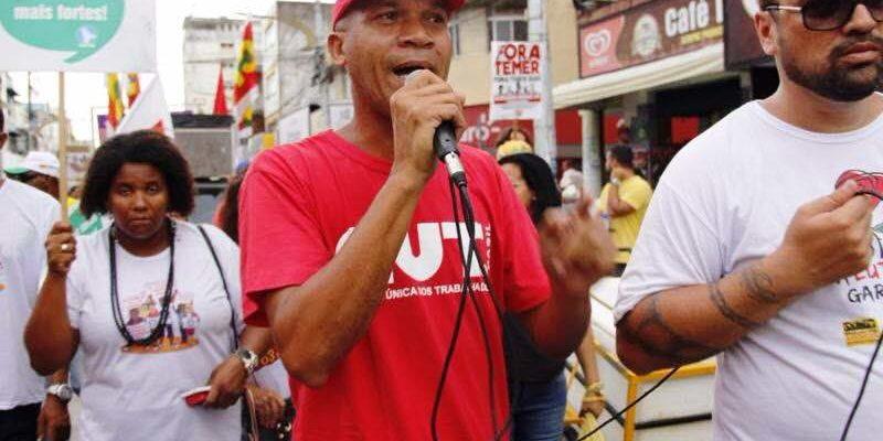 Dirigentes Do Participaram Das Manifestações Contra As Reformas Da Previdência E Do Trabalho